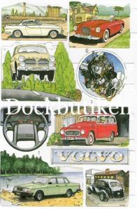 Bokmärken bilar Volvo