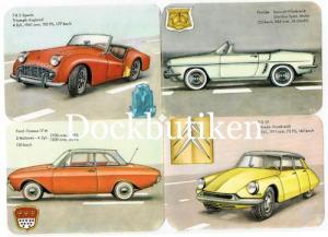 Bokmärken bilar klassiker