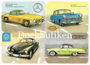 Bokmärken bilar tyska