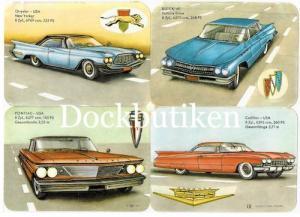 Bokmärken bilar amerikanska