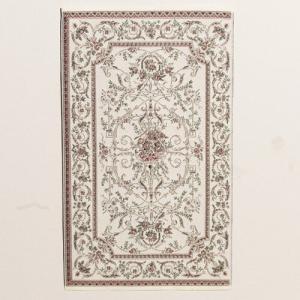 "Matta ljus ""Georgian style"" ca 18 x 11 cm"