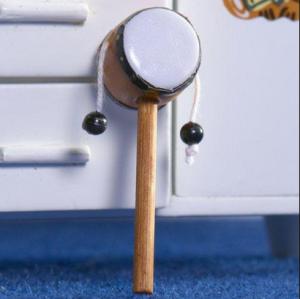 Trumma tam-tam-trumma barnrum