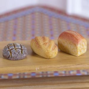 3 brödlimpor bröd limpor