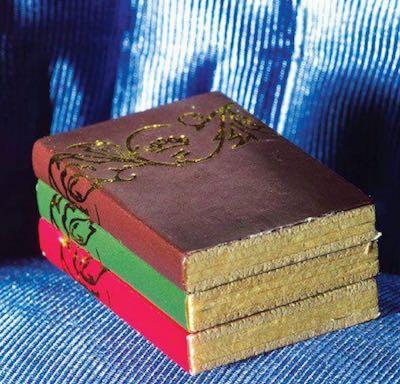 3 böcker i block