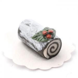 Julkaka rulltårta