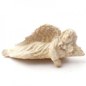 Prydnadssak Ängel som vilar