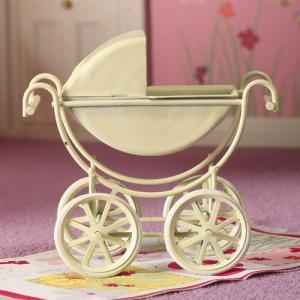 Barnvagn creme