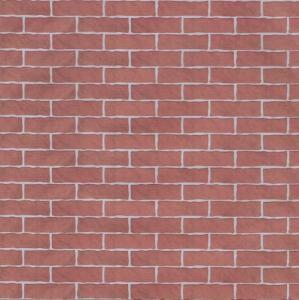 Tapet fasad vägg tegel
