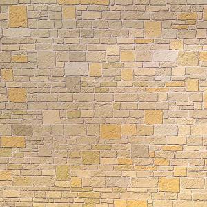 Tapet Cotswold stone fasad sten mur