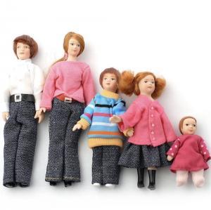 Familj modern 5 pers