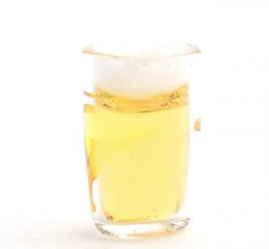 Ölglas m öl i
