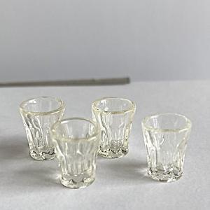 4 glas dricksglas
