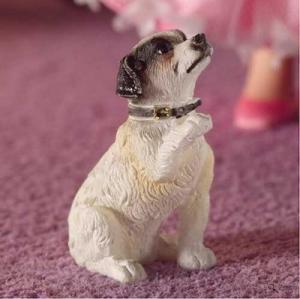 Hund Fergie the jack russel