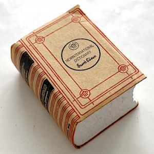 Bok New international dictionary
