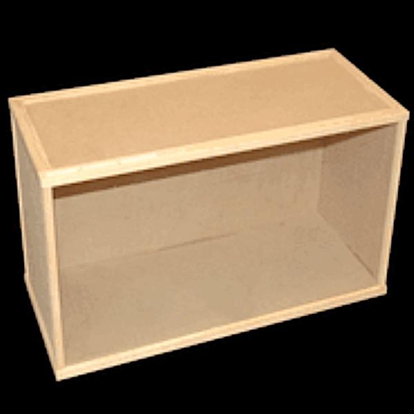 Rum roombox tittskåp 47x33,5x25