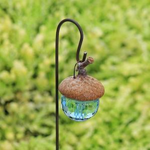 Lanterna blå fairy garden