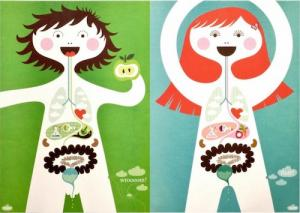 Affisch MIN KROPP poster MY BODY