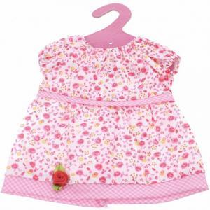 Dockkläder klänning Baby Rose docka 45 cm