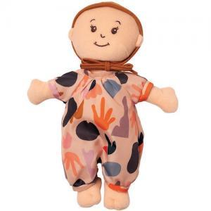 Baby Stella dockkläder sparkdräkt mössa