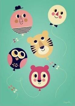 Balloons Ballonger design Ingela Arrhenius