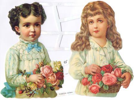 Bokmärken barn retro 20