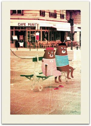 Bears in Paris