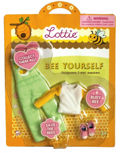 Lottie kläder Bee Yourself