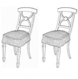 Bellmanstolen 2 st byggsats