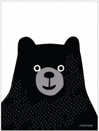 Black bear, Roommate