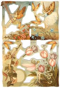 Bokmärken ÄLVOR blomälvor 05