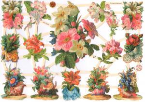 Bokmärken Blommor vårblommor