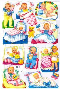 Bokmärken Baby 17