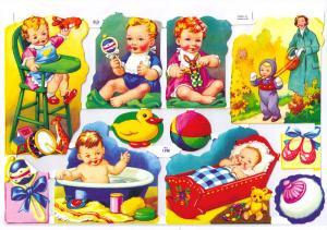 Bokmärken Baby 15