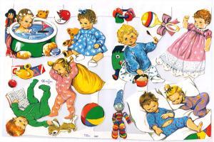 Bokmärken Baby 16