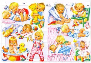 Bokmärken Baby 11