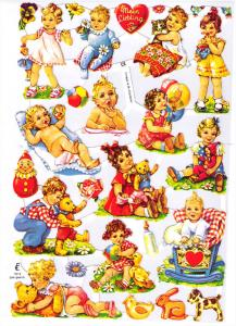 Bokmärken Baby 12