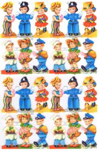 Bokmärken Barn 103 retro