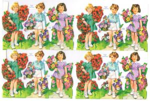 Bokmärken Barn 104 retro
