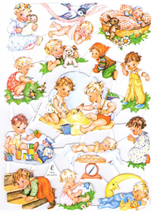 Bokmärken Barn 119