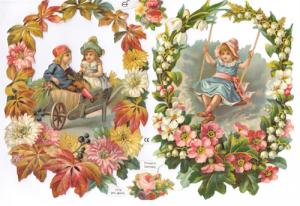 Bokmärken Barn 124 retro