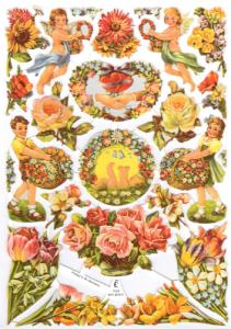 Bokmärken Barn 154 retro