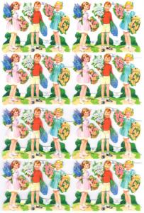 Bokmärken Barn 115 retro