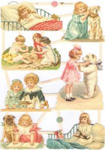 Bokmärken barn retro4