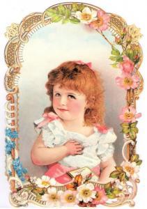 Bokmärken barn retro12