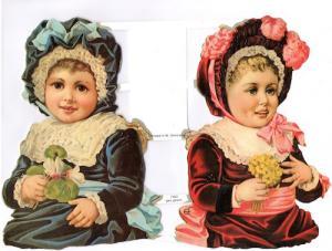 Bokmärken barn retro11