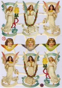 Bokmärken änglar 13