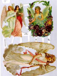Bokmärken änglar 1