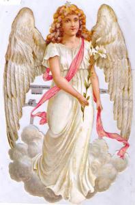 Bokmärken änglar 3