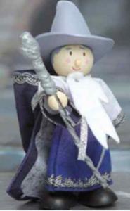 Budkin trollkarl Merlin