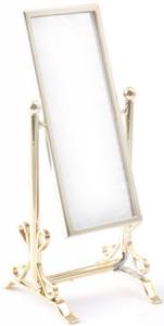 Spegel golvspegel fyrkantig
